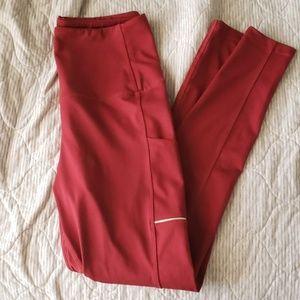 Pants - Full length pocket gym leggings. Flawless